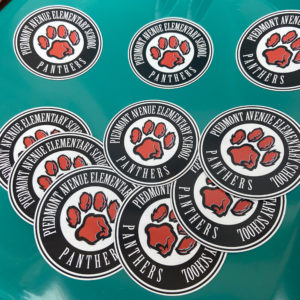 PAES Magnets Paw